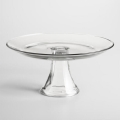 Rental store for CAKE STAND 13  ROUND GLASS in Helena MT