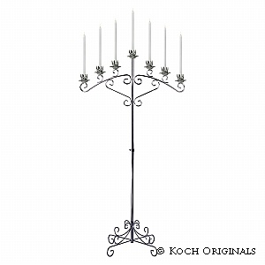 Where to find CANDELABRA, SILVER 7 LITE in Helena