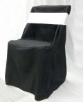 Rental store for CHAIR COVER, STACKABLE in Helena MT