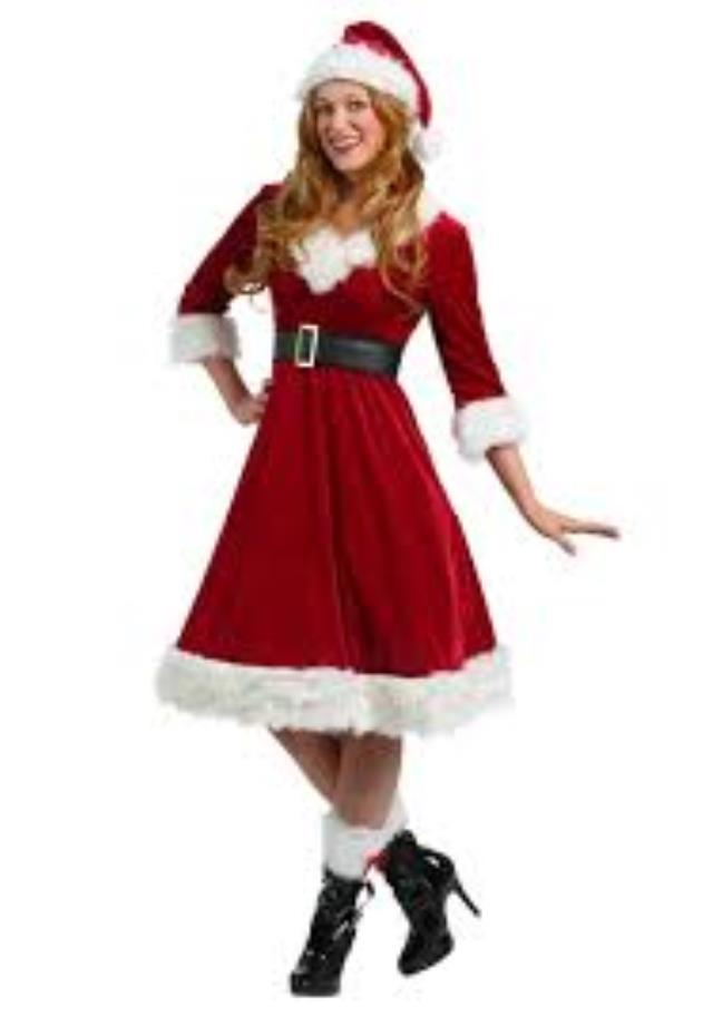 Where to find MRS. CLAUSE SUIT in Helena