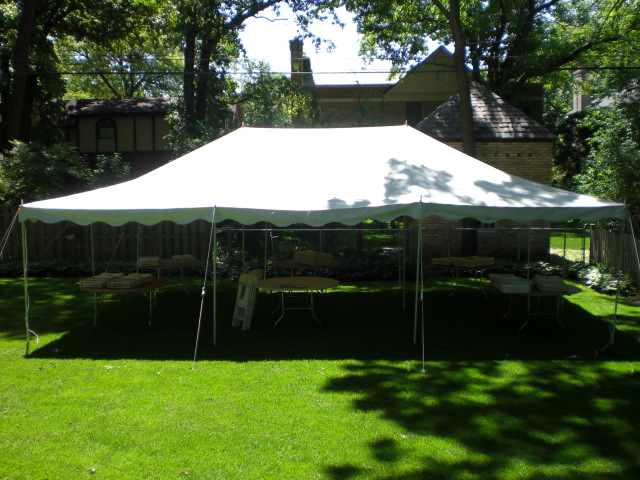 Where to find CANOPY, 20X30 WHITE in Helena