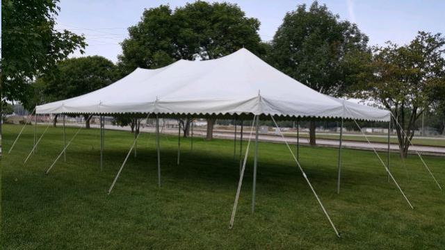 Where to find CANOPY, 20X40 WHITE in Helena