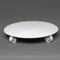 Rental store for CAKE STAND, 16  ROUND WHITE in Helena MT
