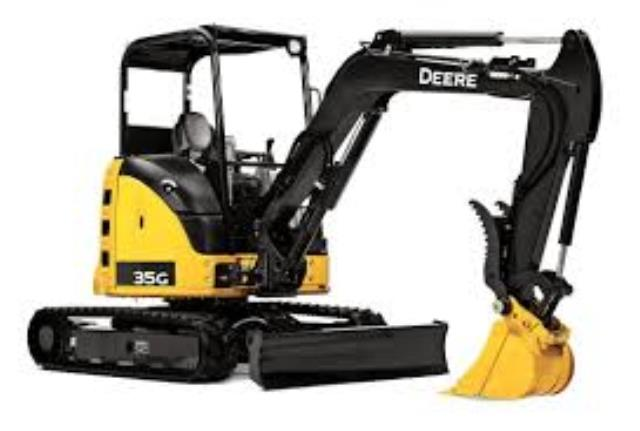 Where to find BACKHOE, MINI EXCUVATOR 12 in Helena