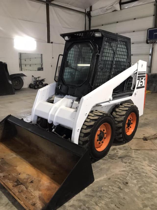 Where to find BOBCAT 60HP 550 ENCLOSED in Helena