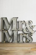 Rental store for MARQUEE LETTERS, MR   MRS SLVR in Helena MT