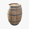 Rental store for WOODEN, BARREL 36 X24 in Helena MT
