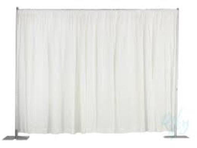 Where to find PIPE   DRAPE, SHEER IVORY 10 in Helena