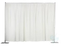 Rental store for PIPE   DRAPE, SHEER IVORY 10 in Helena MT