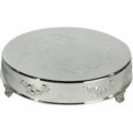 Rental store for CAKE STAND, 16  ROUND SILVER in Helena MT