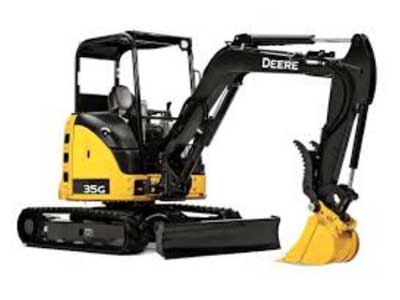 Rent Backhoes, Bobcats & Trenchers