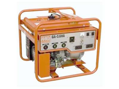 Rent Generator Equipment