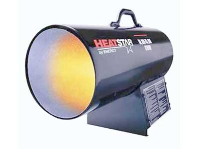Rent Heaters, Fans & Blowers