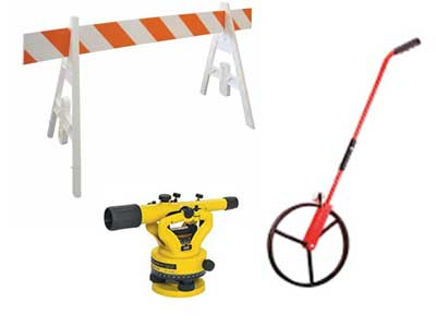 Rent Measuring Testing & Safety Equipment