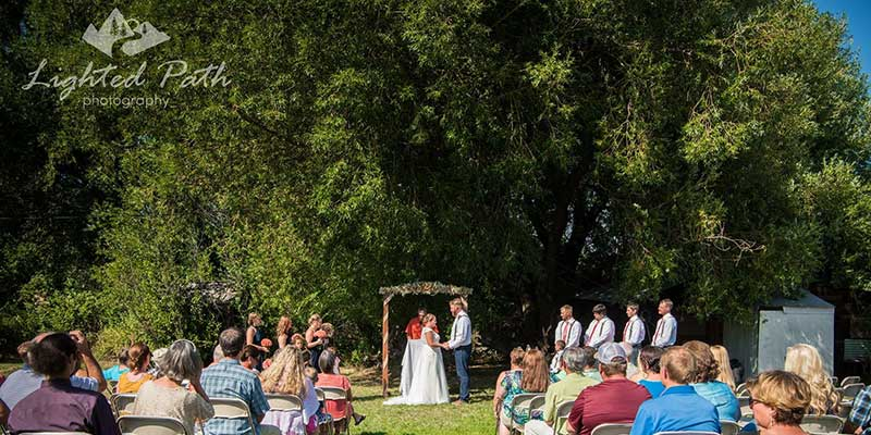 Wedding Rentals in  Helena MT